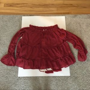 brand new with tag still attached blouse/shirt